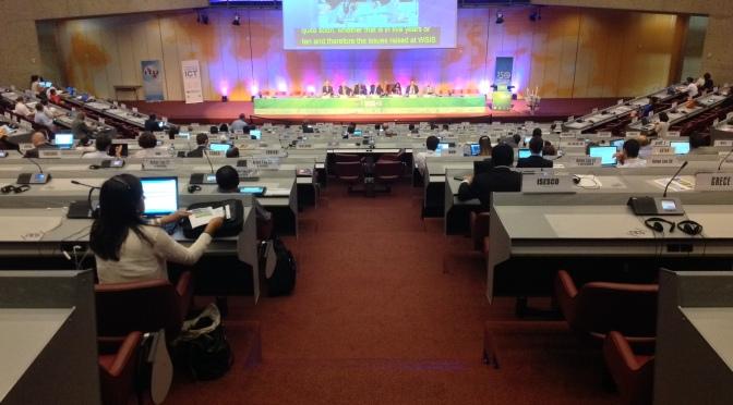 World Summit on the Information Society (WSIS) 2014