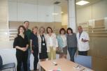 WeO team and the nurses from Programa 5'