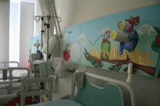 Hospital Sant Joan de Deu, Barcelona , Spain