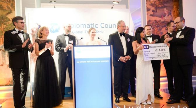 Zero Mothers Die at Diplomatic Council Gala