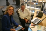 with Eleonora Muntañola Thornberg on the CASA project