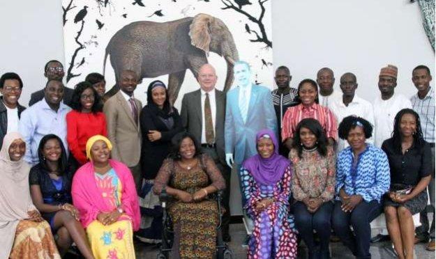 Nurse Chinomnso Ibe selected for 2015 Mandela Washington Fellowship