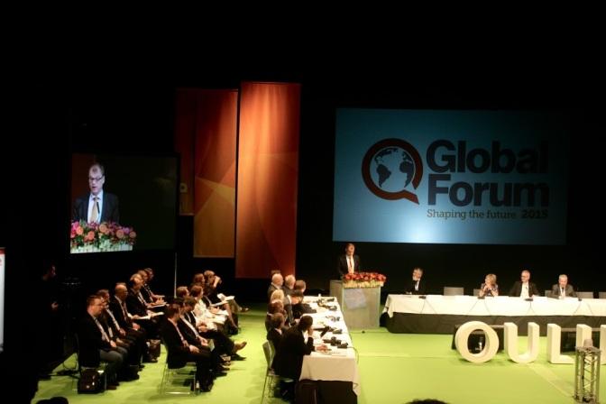 Global Forum 2015