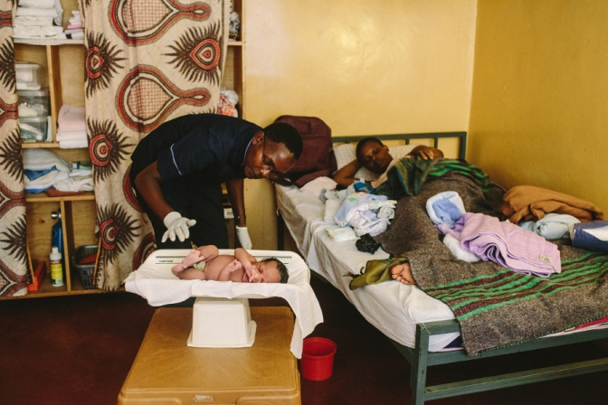 Portrait of a Midwife – our new project