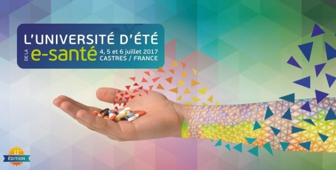 Université eSanté, Castres, 5-7 July 2017