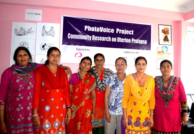"""My Health, My Voice"", the project of 7 women in Nepal (EN,FR)"