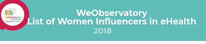 Women influencers in eHealth